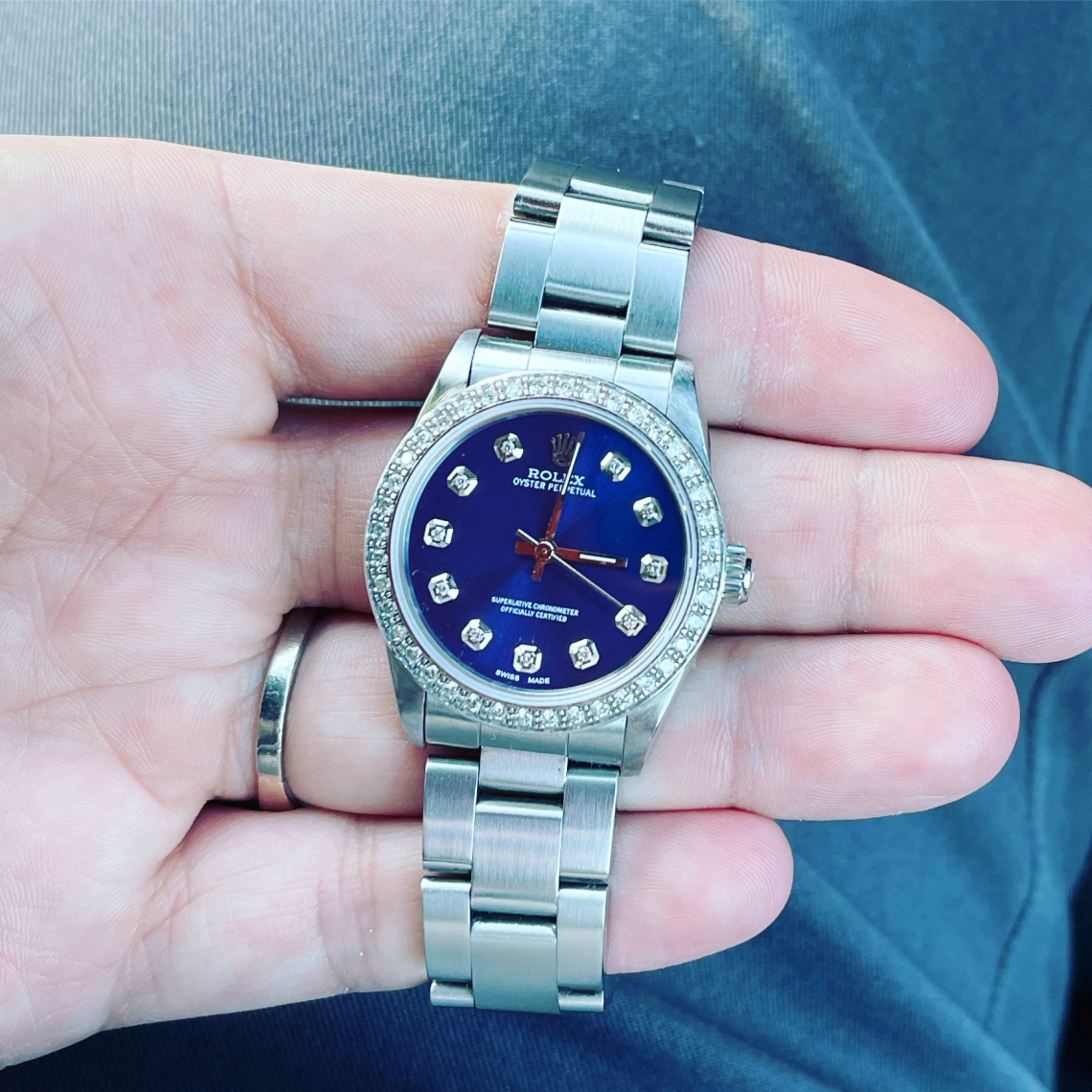 Rolex Mid-Size